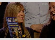 Even Mrs B is Plugging the Wheeler Dealers book