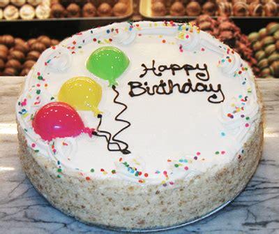 Vanilla Birthday Cake 1800bakery