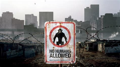 District 9 Beautiful Movie Some Best Chosen Hd Wallpapers