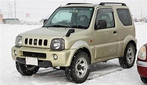 4x4 Suzuki Jimny : suzuki jimny wikipedia la enciclopedia libre ~ Melissatoandfro.com Idées de Décoration