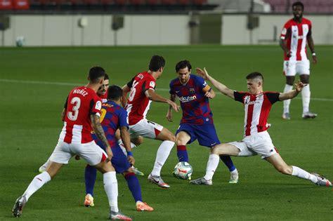 Barcelona vs Athletic Bilbao LIVE! Latest score, goals ...