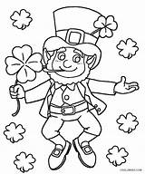 Leprechaun Coloring Pages Printable Sheets Cool2bkids Printables Folklore Mischievous Subject According Tiny Unique sketch template
