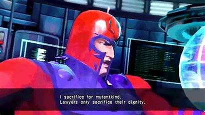Magneto Hulk Marvel She Capcom Fightersgeneration Mvc3