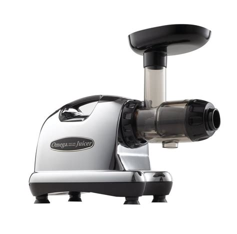 juicer masticating j8006 omega nutrition center extractor juice guide dual stage