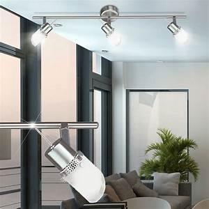 Lampen Flur Diele : moderne deckenleuchte aus nickel und glas lampen m bel r ume diele flur ~ Sanjose-hotels-ca.com Haus und Dekorationen