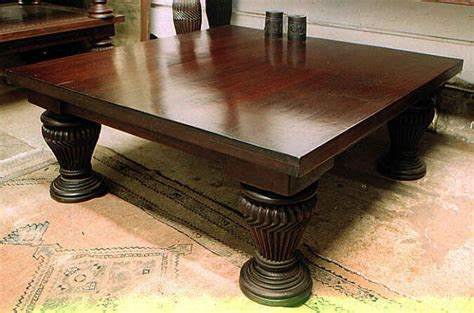 huge square coffee table square coffee table with stools extra large square coffee