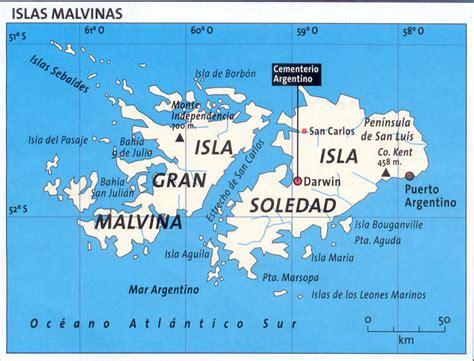 La historia de las Islas Malvinas Monografias com