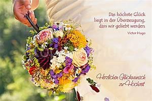 Glückwunschkarten Zur Goldenen Hochzeit : das h chste gl ck v hugo hochzeit www stimmungs ~ Frokenaadalensverden.com Haus und Dekorationen
