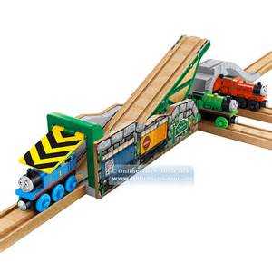 thomas friends wooden railway tidmouth s tipping