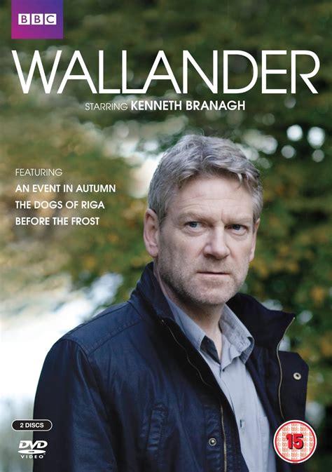 wallander series branagh kenneth kurt books basically cheerful quite person swedish