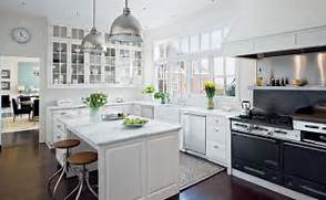 Modern Country Style Kitchen Cabinets Pictures Gallery Contemporary Country Style Kitchen