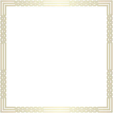 border frame png gold clip art gallery yopriceville high quality
