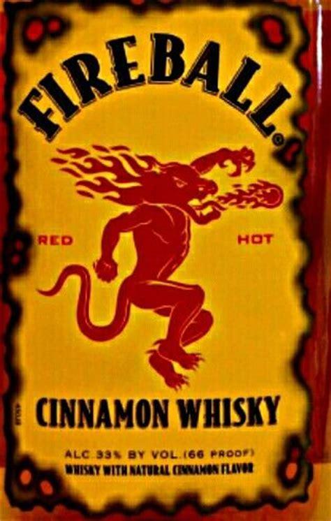 fireball whiskey logo ink ideas pinterest fireball