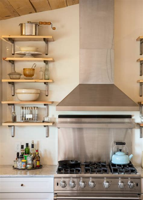 kitchen shelves designs decorating ideas design