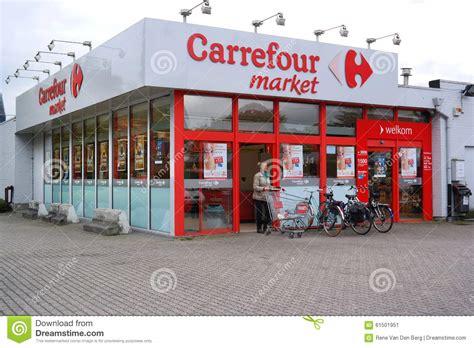carrefour market in belgium editorial photo image 61501951