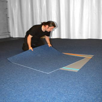 floor carpet covering protective carpet tile
