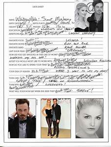 Scoot McNairy & Whitney Able : Issue Magazine