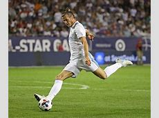 Gareth Bale starts for Real Madrid against Manchester