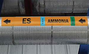 How To Meet Iiar Standards For Ammonia Pipe Marking 2018
