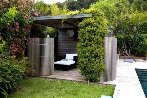 Mehr Privatsphaere Im Garten by Gitterartiger Paravent F 252 R Garten Aus Holz F 252 R Mehr