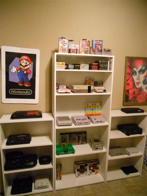 22 Best Images About Video Game Collections On Pinterest