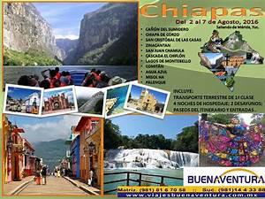 Viajes Buenaventura chiapas 2 7 agosto