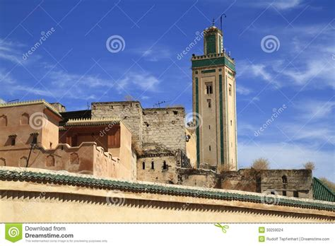 mosque al andalus fes medina morocco andalusian fez olga travels preview