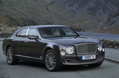 The 5 Most Luxurious Cars In The World