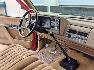 1992 Chevrolet C  K Pickup 1500 No Reserve Low Miles Manual