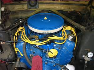 Mustang Spark Plug Wire Looms What Does Your