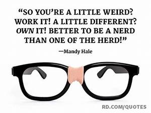 Awesome Nerd Qu... Cool Nerd Quotes