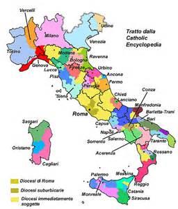 Italy Map Italian Provinces