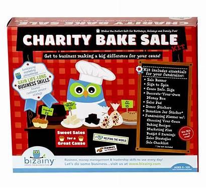 Charity Bake Kit Fun Package Kits Jackie