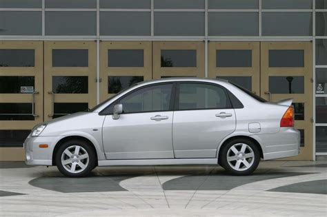 Suzuki Aerio Reviews by 2007 Suzuki Aerio Review Top Speed
