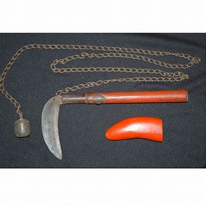 The gallery for --> Kusarigama Nunchucks