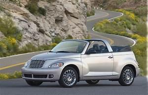 Chrysler Pt Cruiser Convertible - 2006  2007  2008