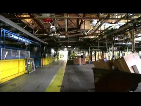 Inside Access to St. Catharines old GM Plant - YouTube