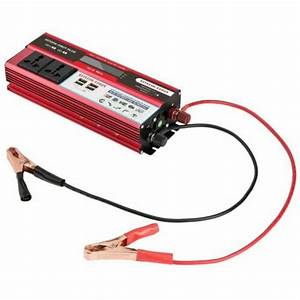 Power Inverter 6000w Peak Dc 12v To 110v