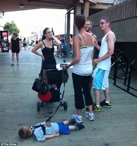 Are these America's worst parents? Disturbing photos show ...