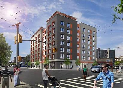 Housing Affordable Nyc York Build Development Homes