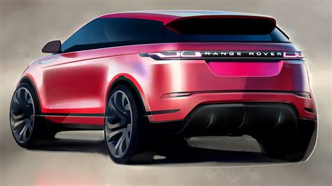 Review Land Rover Range Rover Evoque by 2020 Range Rover Evoque Review Autoevolution