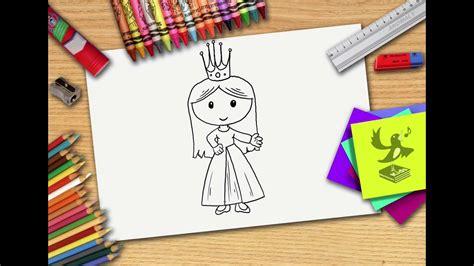 Kako nacrtati Princezu - YouTube