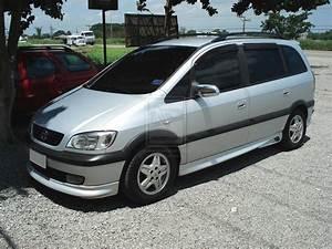 Wiring Diagram Chevrolet Zafira 2002