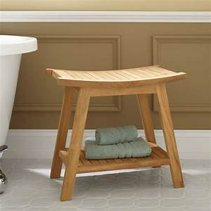 Banc Pour Salle De Bain : banc salle de bain un petit meuble avantageux et distingu ~ Dailycaller-alerts.com Idées de Décoration
