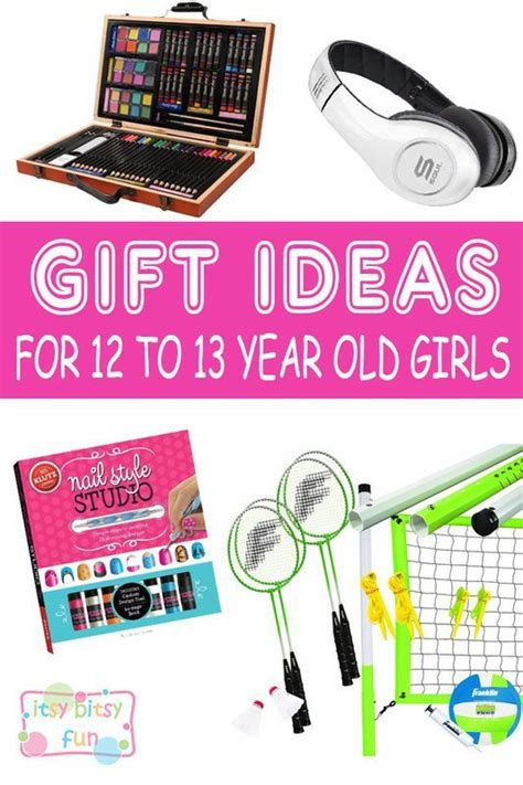 best gifts for 12 year old girls in 2017 birthdays