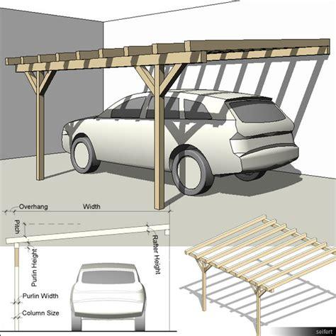 building rfa carport car garage
