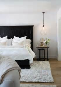 Master Bedroom Ideas with Black Furniture