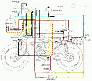 Yamaha Rs 4 Engine Diagram Xl Di 2020