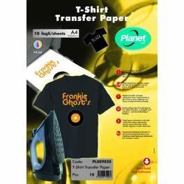 Papier Transfert Tee Shirt : papier transfert t shirt fonc ~ Melissatoandfro.com Idées de Décoration