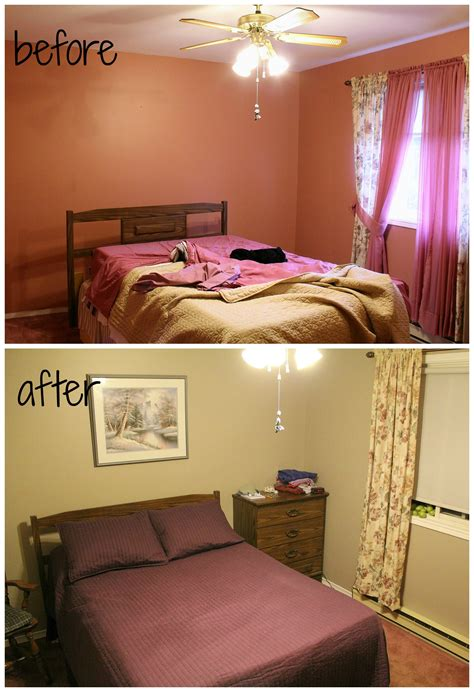 Turtles And Tails Bedroom Makeover (goodbye Dusty Rose